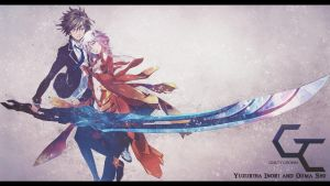 Guilty Crown - Shu and Inori Wallpaper by eaZyHD