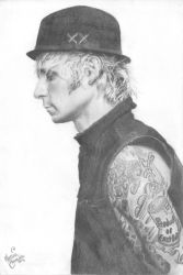 Mike Dirnt by SoggyDream
