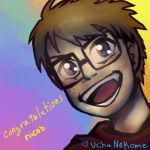 Congratulations NicoB by UchaNekome
