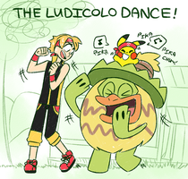EVENT: THE LUDICOLO DANCE!