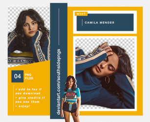 Png Pack 4077 - Camila Mendes by southsidepngs