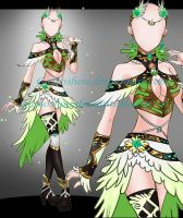 Outfit ADOPT 153 [Auction] [CLOSED] by GattoAdopts