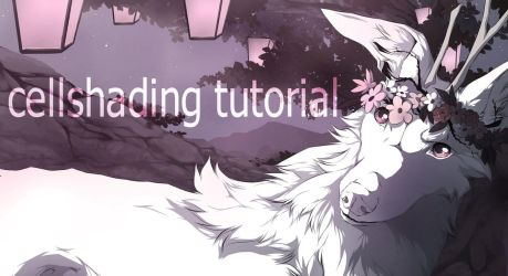 | cellshading tutorial +advices | by s-alvatore