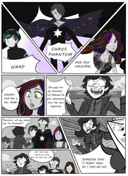 THE AMAZING FARADAY page eight by Tankie64