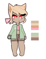 Collage Student Adoptable OTA! [closed] by pff-f