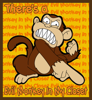 There's a Evil Monkey In My... by LeeRoberts