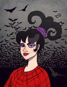Lydia Deetz by aprilmdesigns