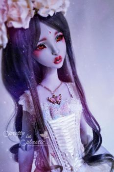 Galaxy girl by prettyinplastic