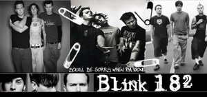 Blink 182 by ineedsunshine