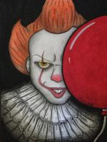 PENNYWISE by Canoir
