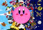 Kirby Forever by sendy1992
