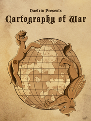Cartography of War by Ruirik