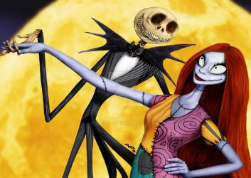 Jack and Sally by coyco