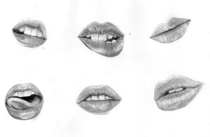 Lips by Mulvin