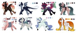 Ranged MLP Adoptions 4.0 [Closed] by InspiredPixels