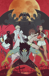 Devil Makes Me Cry by TheSteveYurko