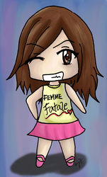 CHIBI ME by Chareon