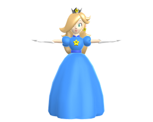 Classic Rosalina Download (2nd Revision) by PrinceCheap