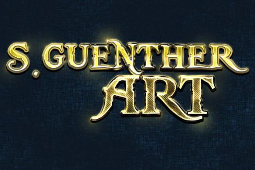 S. Guenther Art Cover Photo by SamGuentherArt