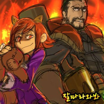 annie and graves by ipgae
