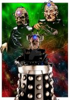 We Are Davros II by jlfletch