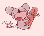 Koalas by SpaceBananaZ