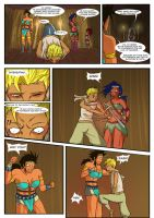 COM: The Amazons pt1 by Diggerman