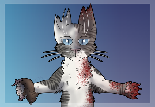Two Hard Worlds (Ivypool) by CloudyTheNerd