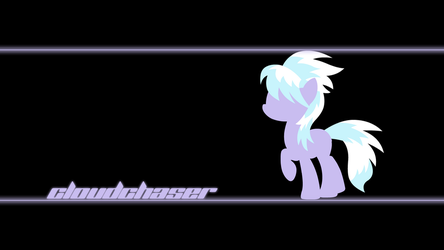 Cloudchaser Wallpaper by Alexstrazse