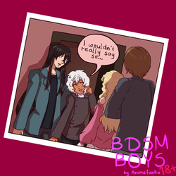 BDSM Boys page 10 is up by Animefanka