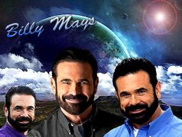 Billy Mays by HappyRussia