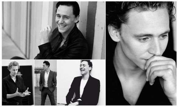 Tom Hiddleston Wallpaper by InfiniteIkari