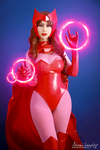 Scarlet Witch Cosplay by adami-langley