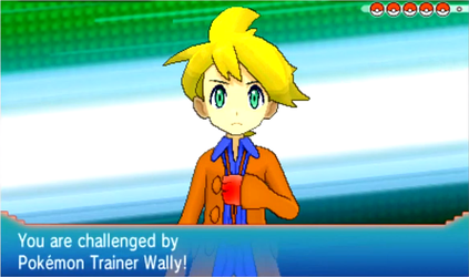 Pokemon Alpha Sapphire Wally by DarkAikaAndDreamtime