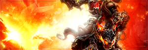 Sign4: Darksiders by Pstrnil