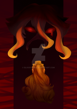 The Monster is here! by Bloodyhost