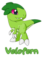 Fakemon :Tiny Raptor: by Xelku9