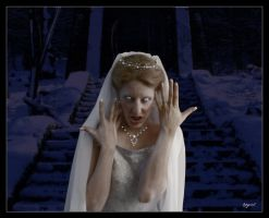 'The Bewitched Winter Bride' by Energetic-Innovation