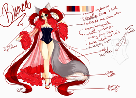 Bianca Reference Sheet by Cherielou