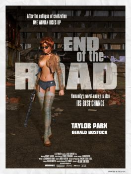 End Of The Road - The Movie by rrward