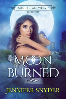 Moon Burned by CoraGraphics