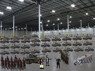 Tiger Tank Factory by HockeyFanatic154