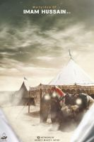 Martyrdom Of Imam Hussain (a.s) by ahmedmakky