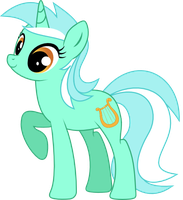 Lyra Heartstrings by BrandyKiss