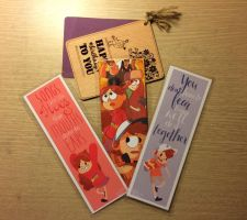 Gravity Falls Bookmark by TRANduong2201