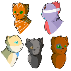 Warriors Amino Art Requests by unclaimed--username