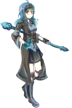 Cleric by SFrostWing
