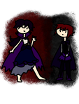 The Death Siblings....wait, what happened?! by MagicianofMysteries