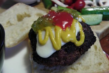 Marie's Beef Burger by maytel
