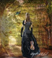 Broken Melody by AeliaNaqwiDesigns